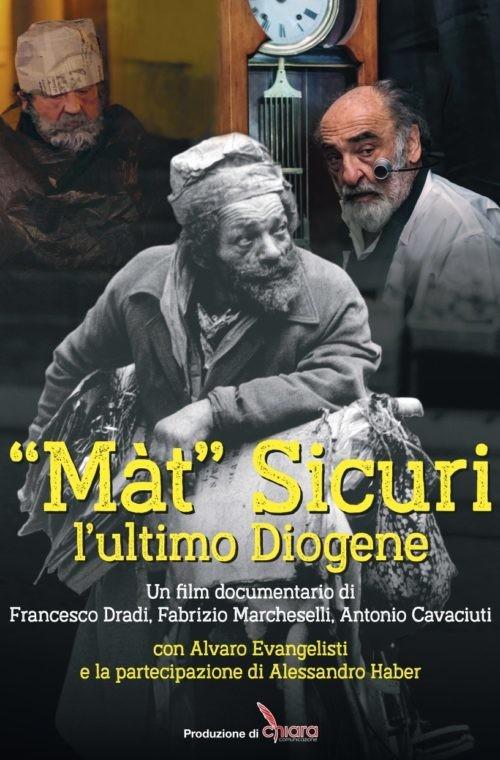 ":Anteprima nazionale:  ""MAT"" SICURI-L'ultimo Diogene  di Francesco Dradi"