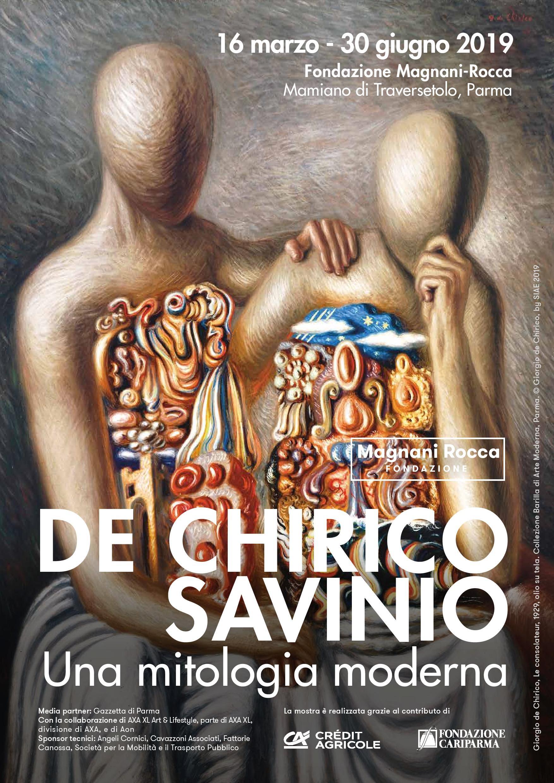Visita guidata alla mostra di DE CHIRICO-SAVINIO