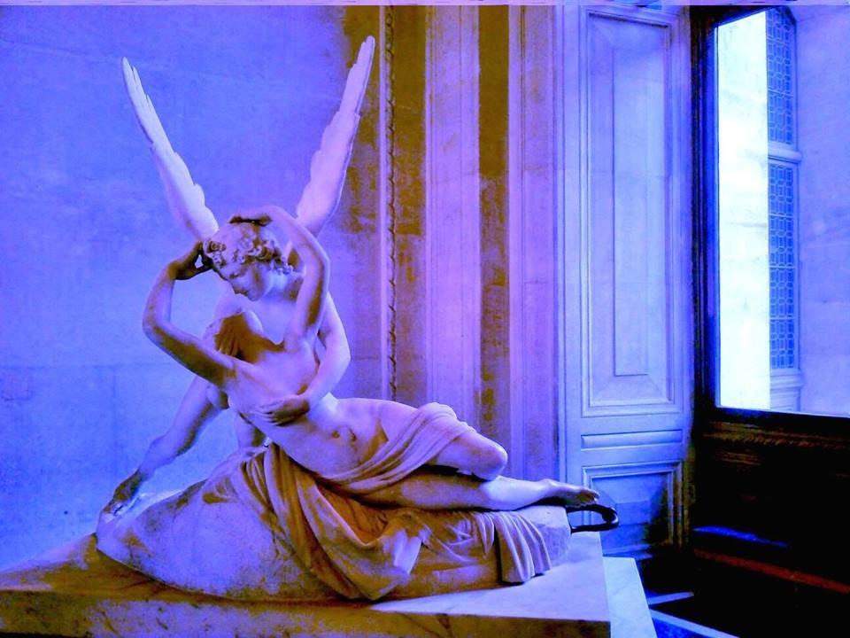 """""""Antologia dell'anima. Amore e Psiche""""  dai racconti di Chiara Rubes, in scena al Teatro Europa"""