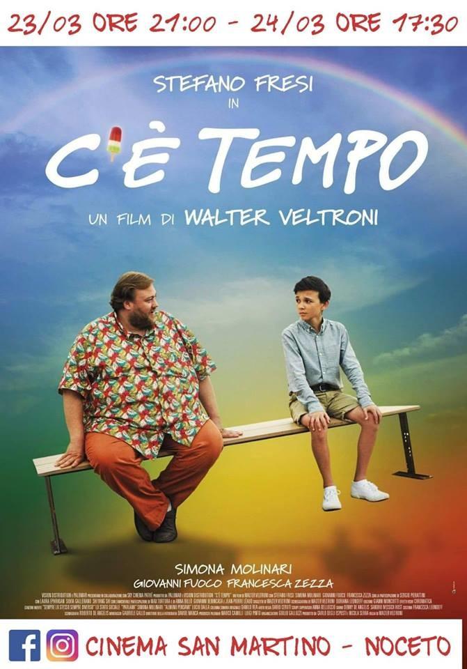 C'E' TEMPO al Cinema San Martino