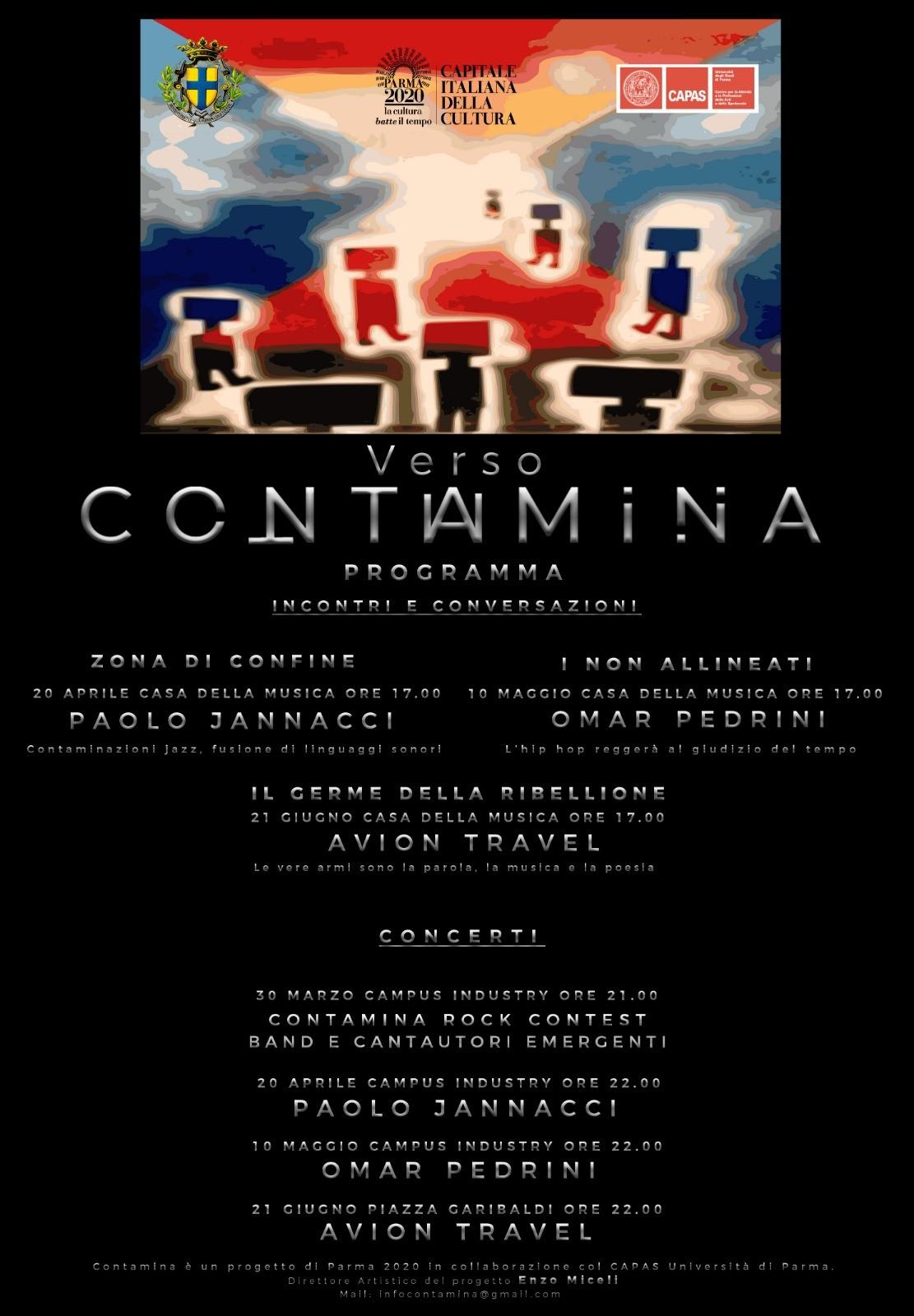 """""""Verso Contamina"""", la musica per l'integrazione"""