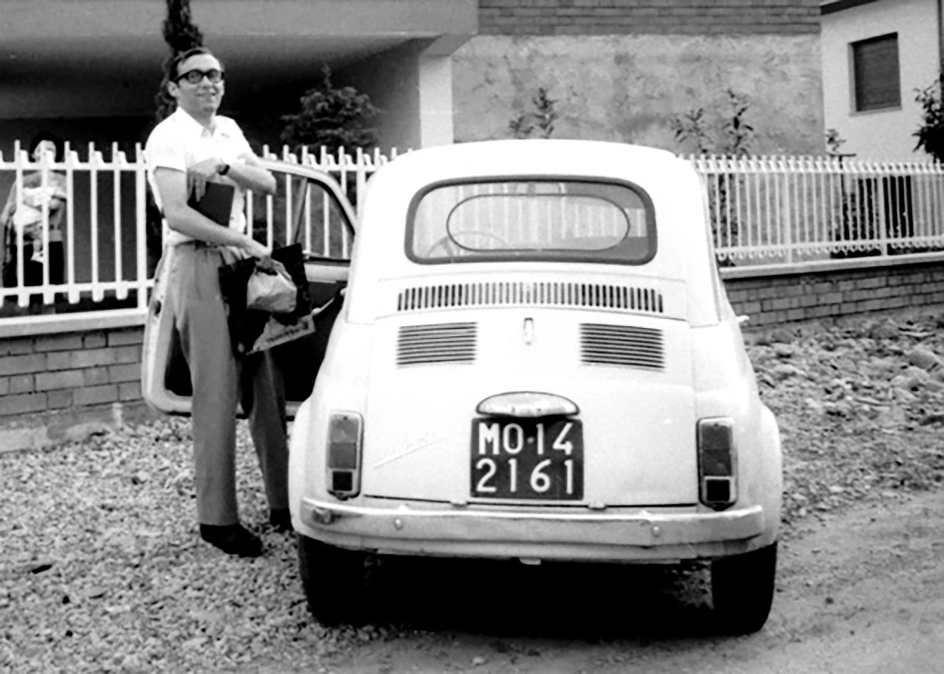 Allo CSAC incontro con Franco Guerzoni  I viaggi randagi con Luigi Ghirri