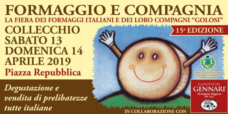 Formaggio e Compagnia, fiera dei formaggi italiani