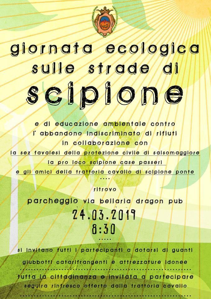 Giornate ecologiche  a Tabiano e a Scipione