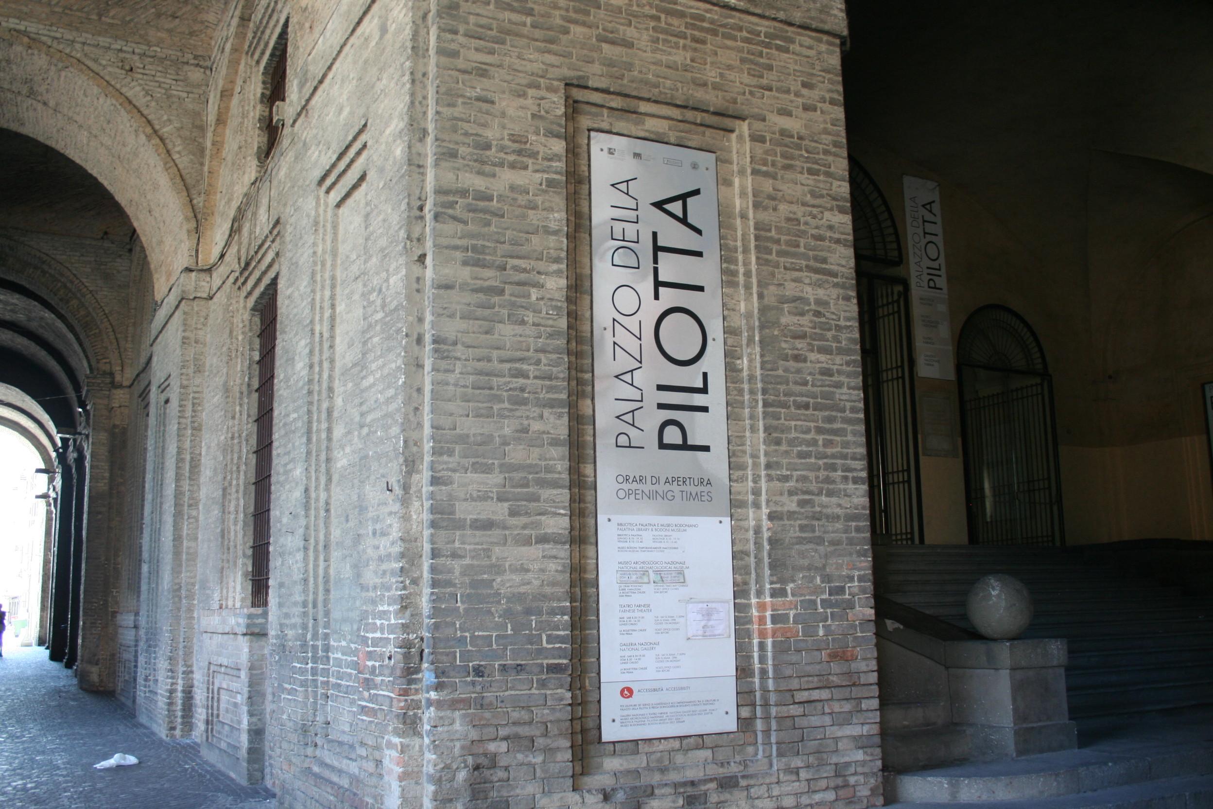 Il Complesso Monumentale della Pilotta aderisce alla campagna #Iovadoalmuseo