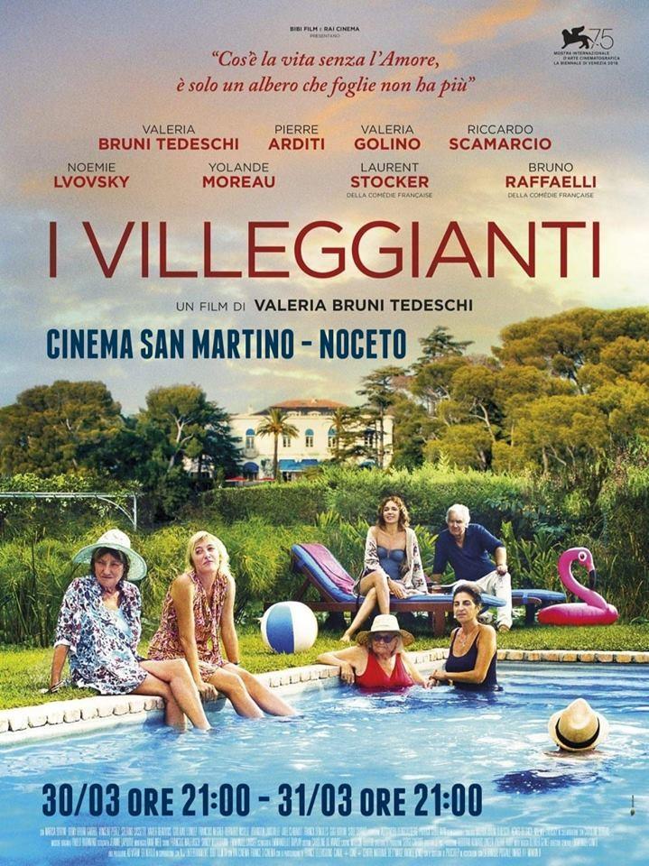 I VILLEGGIANTI al Cinema San Martino