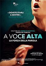 CIAK SI GIRA! Appuntamento con il Cineforum : A VOCE ALTA