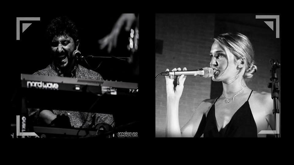 Jazzy Night all'Altro ristopub con  Giorgia Camurati alla voce e Francesco Savazza alla tastiera