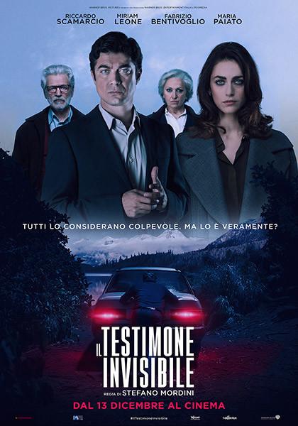 Il testimone invisibile al Cinema Astra Parma