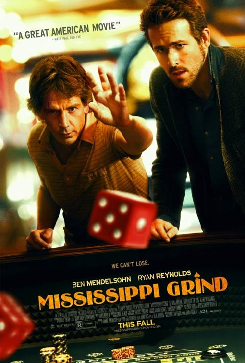 """Gioco d'azzardo: passatempo o dipendenza?"""": """"MISSISSIPPI GRIND"""""""