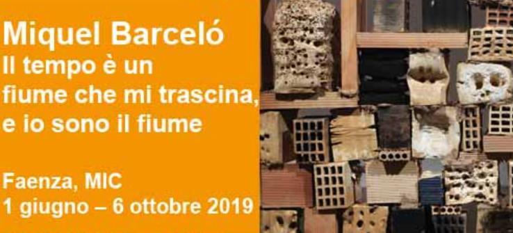 Miquel Barceló, a Faenza la prima antologica dedicata alla sua ceramica