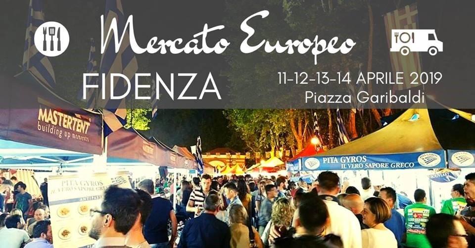 Mercato Europeo a Fidenza: mercato, artigianato, street food