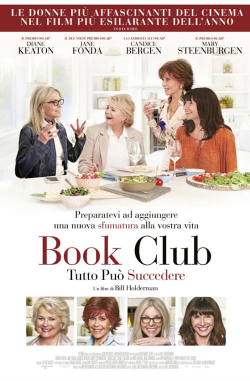 Book Club – Tutto può succedere al Cinema Astra Parma