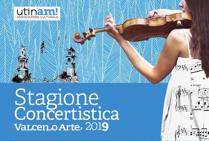 Stagione Concertistica ValcenoArte 2019