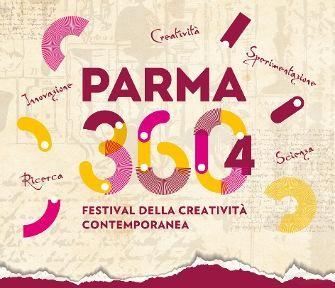 PARMA 360 Festival della creatività contemporanea, programma