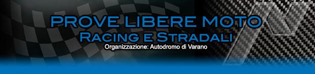 Prove Libere MOTO all'Autodromo Paletti