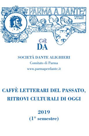 CAFFE' LETTERARI DEL PASSATO  RITROVI CULTURALI DI OGGI