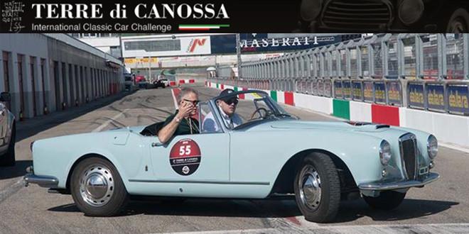 Gran Premio TERRE DI CANOSSA, programma tappe parmensi