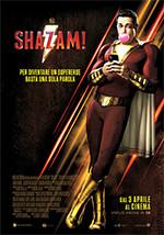 SHAZAM! al cinema Odeon di Salsomaggiore