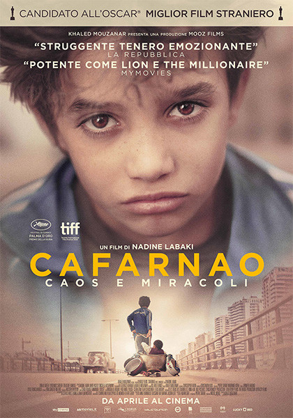 Cafarnao al Cinema Astra Parma