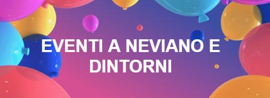 Eventi a Neviano luglio ed agosto