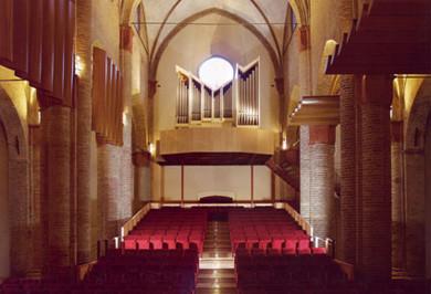 Concerto di Hans Maier all'auditorium del Carmine