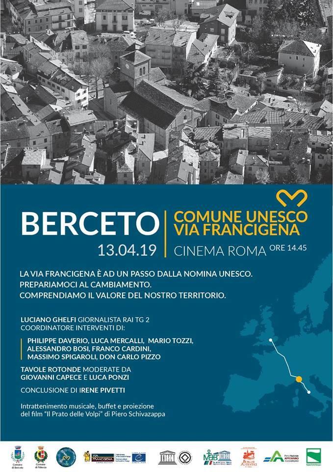 Berceto comune Unesco