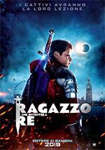 IL RAGAZZO CHE DIVENTERA' RE al cinema Odeon di Salsomaggiore
