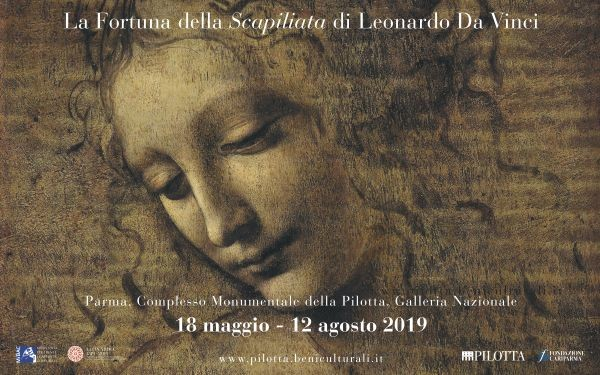 """""""La fortuna della Scapiliata"""" mostra dedicata a Leonardo in Galleria Nazionale"""