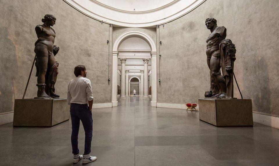 LE CAPITALI DELL'ARTE: Collezionando colossi: Statue Farnesiane tra Roma e Parma