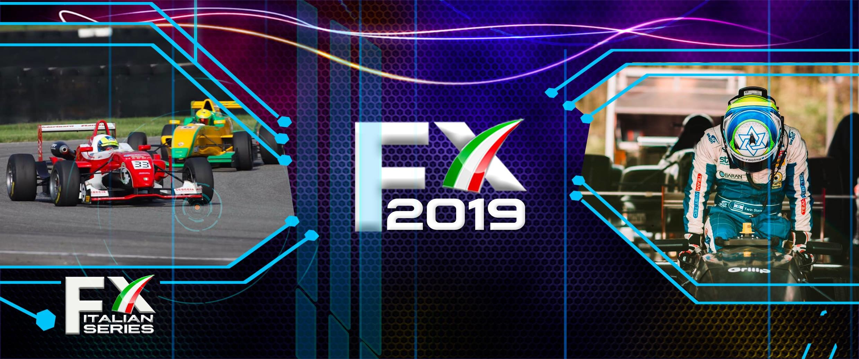 Formula X Italian Series- Round 2 all'Autodromo Paletti