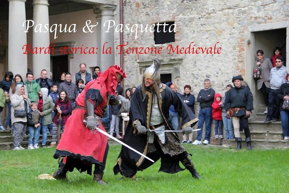 Bardi storica, rievocazione medievale