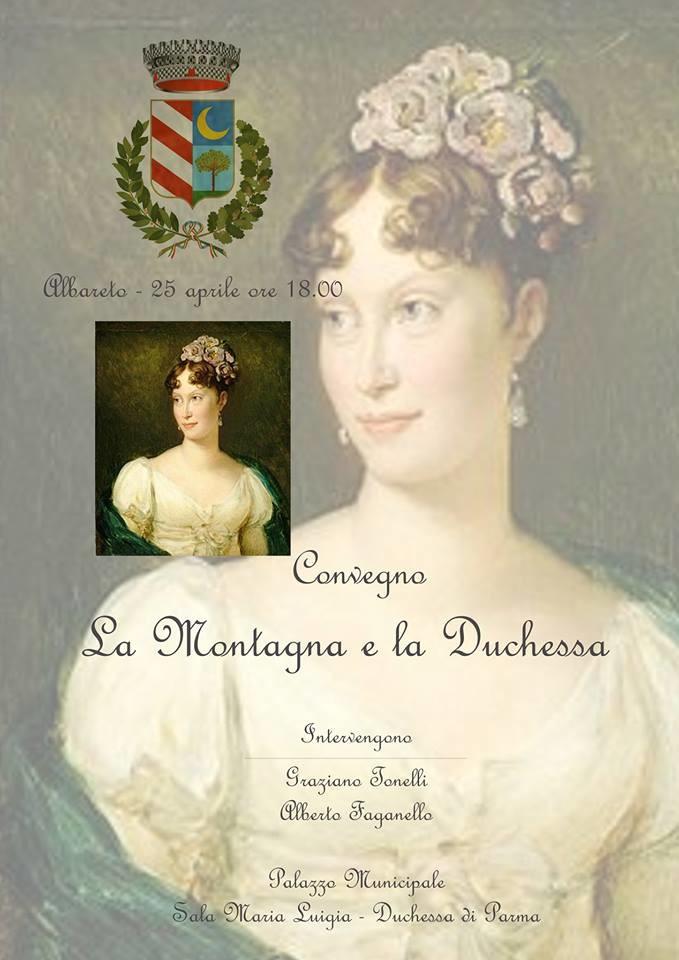 """Convegno """"La montagna e la Duchessa"""""""