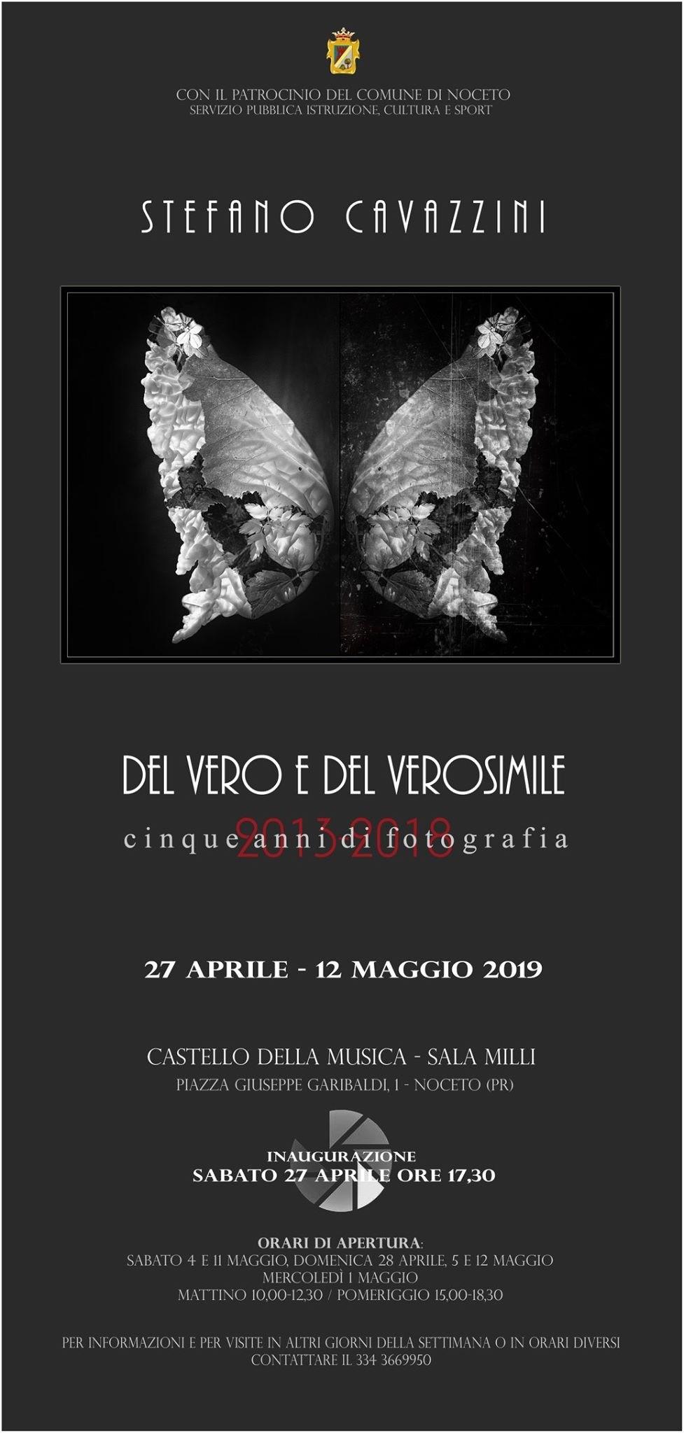 Mostra Fotografica di Stefano Cavazzini al Castello della Musica