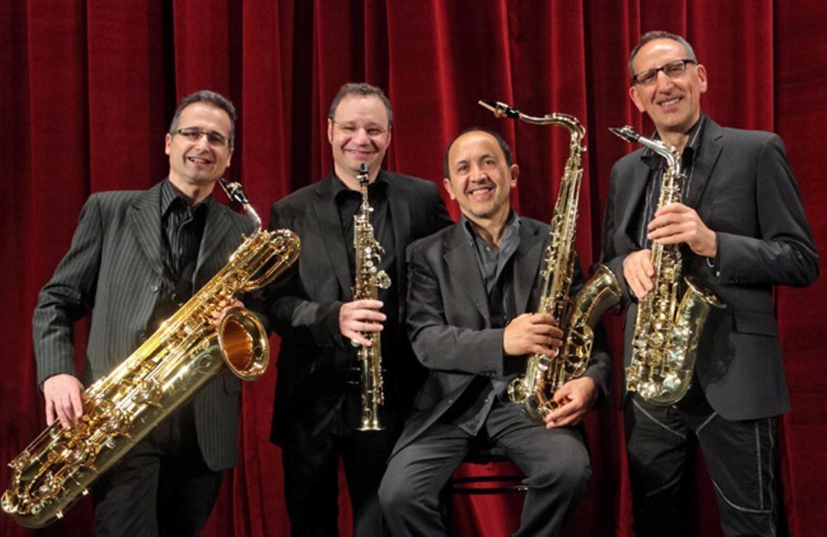"""""""A Tu per Tu"""": quattro sax in concerto"""