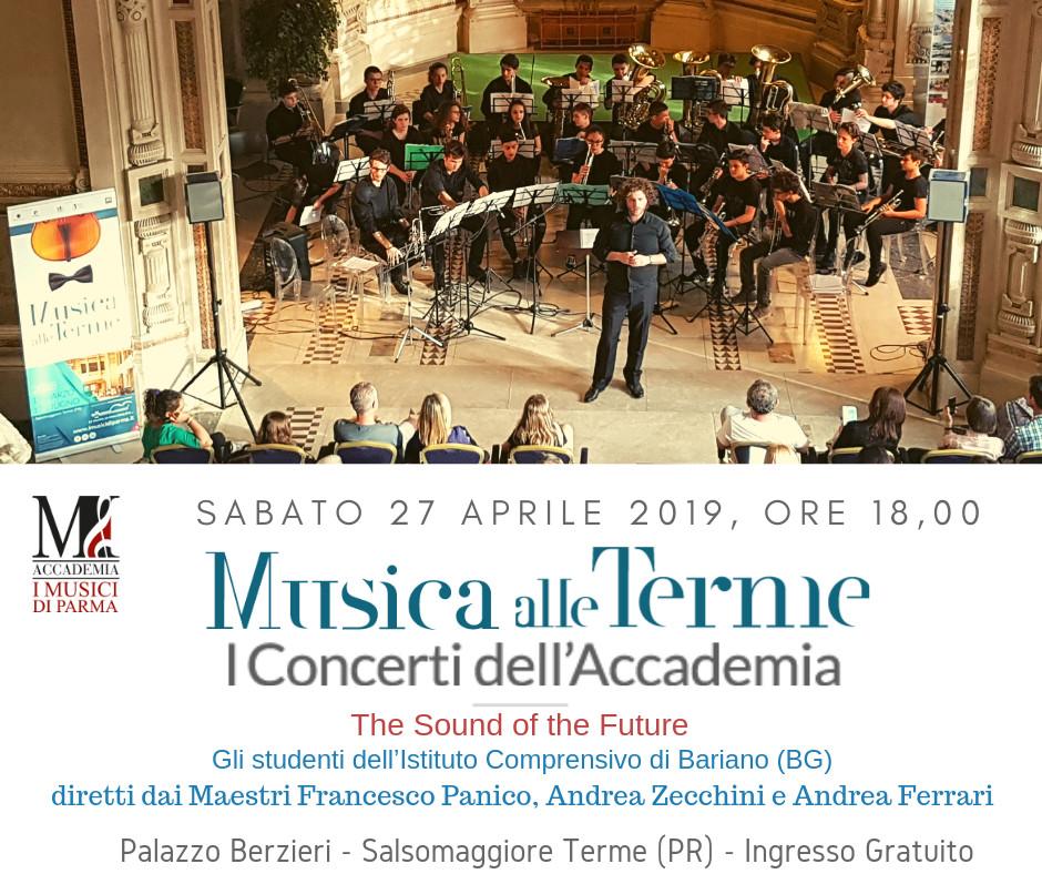 Musica alle Terme: i concerti dell'Accademia