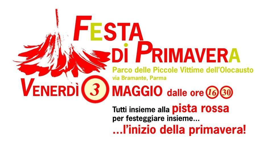 Festa di primavera a Parma