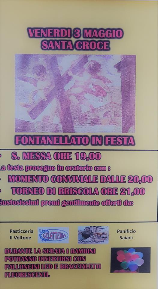 Festa a Fontanellato