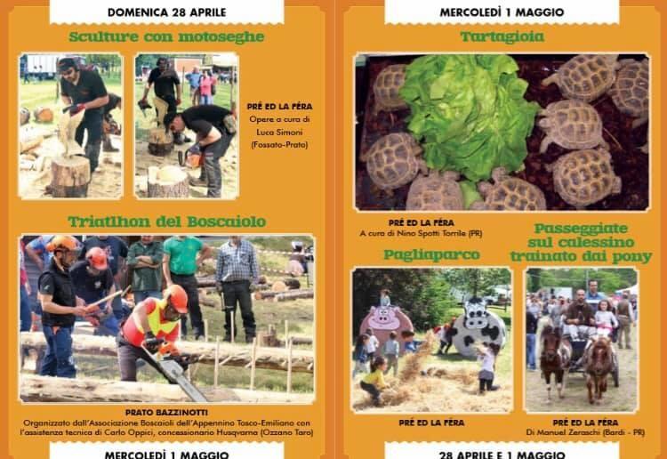FIERA AGRICOLA DELLA VALCENO 2019: programma del 1 maggio bis