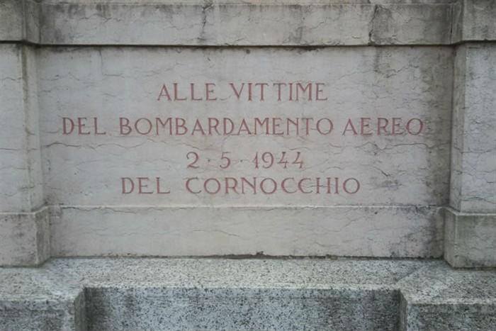 Commemorazione vittime del Cornocchio