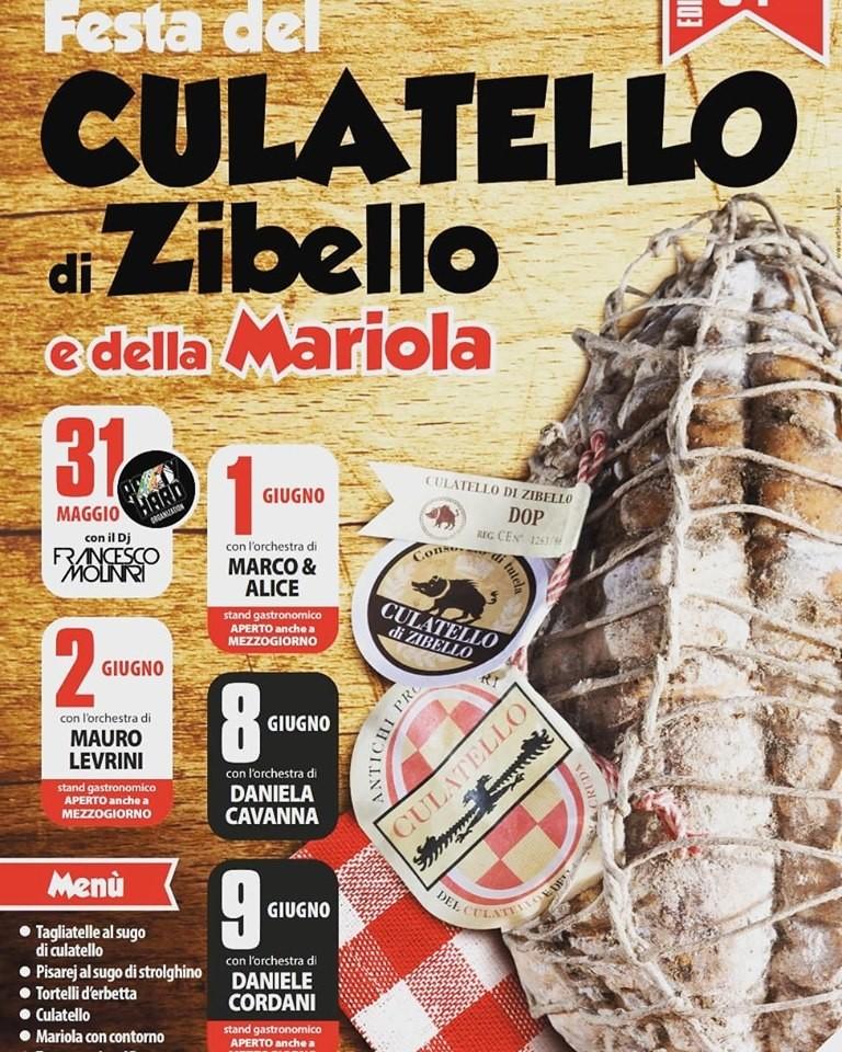 34esima edizione della Festa del Culatello di Zibello