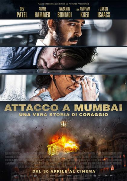 "Al CINEMA GRAND'ITALIA ""ATTACCO A MUMBAI"""