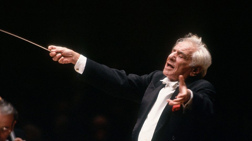 Parole da ascoltare  Leonard Bernstein, Scoperte