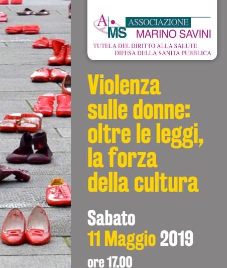 Violenza sulle donne-oltre le leggi
