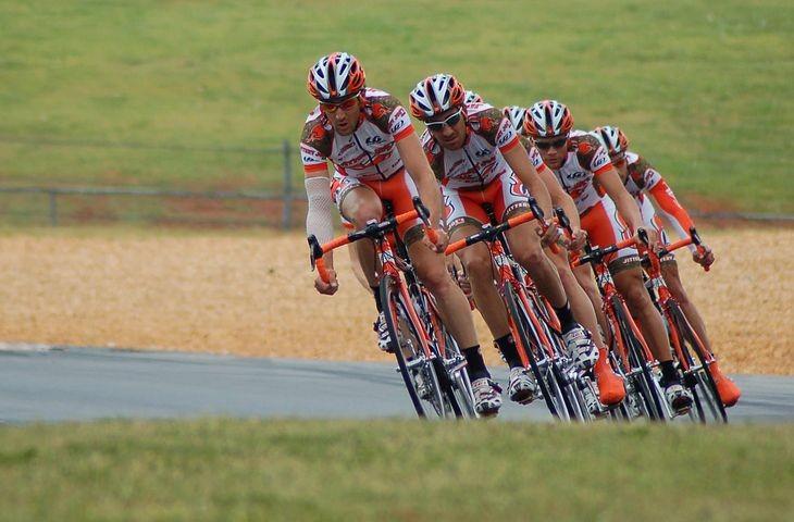 Il Giro d'Italia passa da Parma
