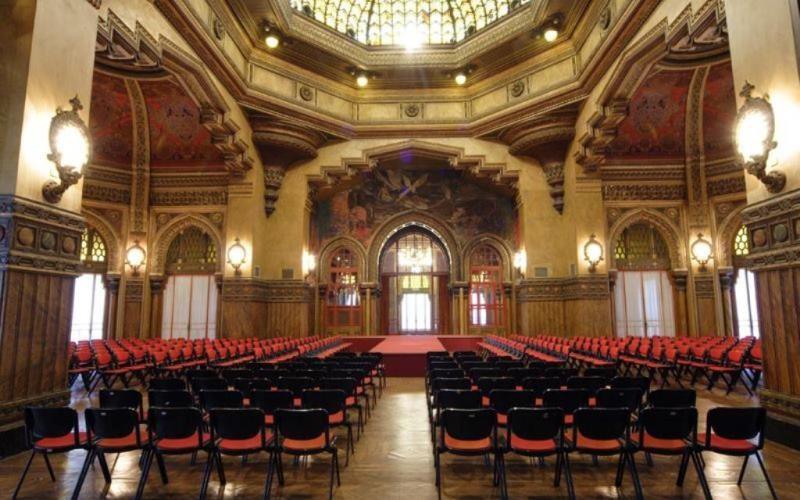 Visita guidata allo storico ex Grand Hotel des Thermes oggi Palazzo dei Congressi