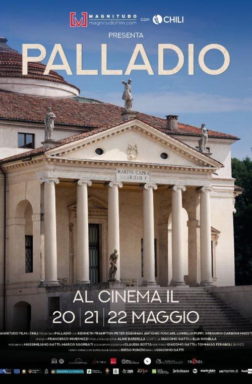 """""""La grande arte al cinema""""  PALLADIO al cinema ASTRA"""