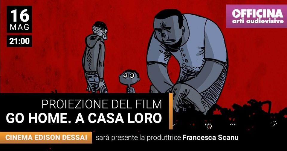 GO HOME – A CASA LORO al Cinema Edison d'essai