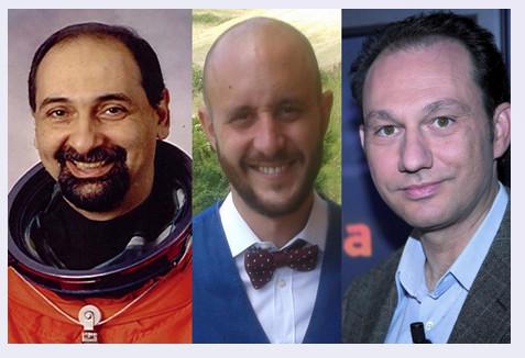 """Festival della Malvasia: edizione """"spaziale"""", con  l'astronauta Umberto Guidoni e il meteorologo Luca Lombroso"""