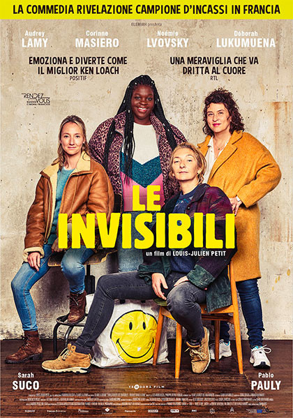 """The Original Ones"":                                  LES INVISIBLES"